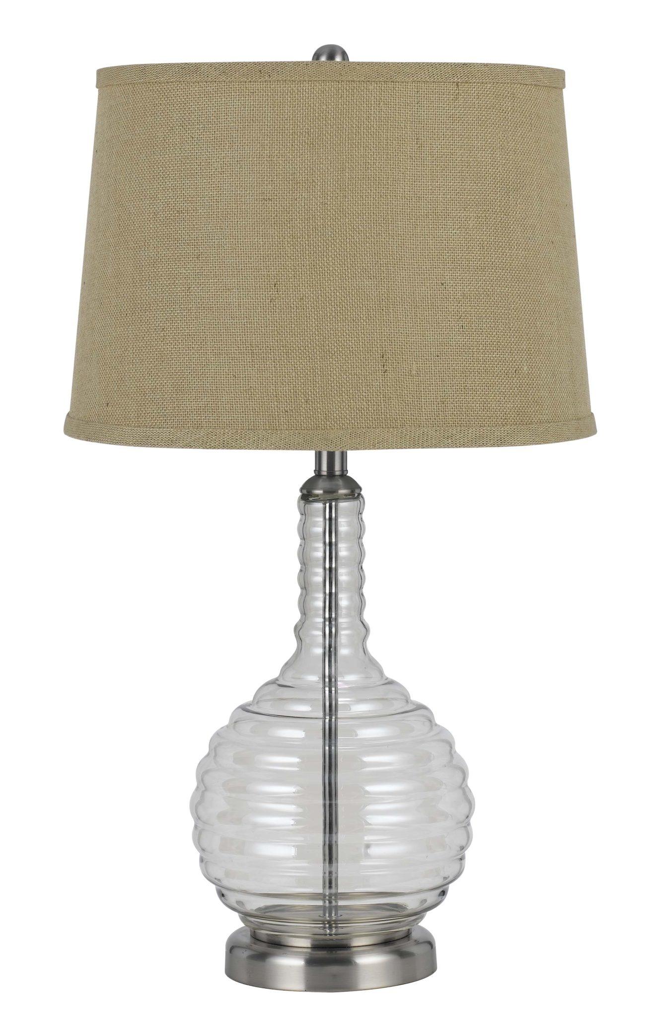 150w 3 Way Gl Table Lamp